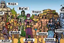 Fantasy : Mythology : Sumerian