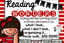 Wonders Shenanigans / Resources to use to supplement and implement Reading Wonders into your classroom for elementary school classrooms