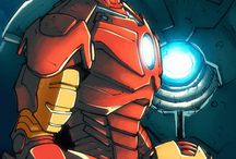 Iron Man/cartoons