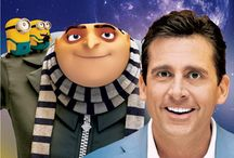 Steve Carell Interview for Despicable Me 2 / An Interview with actor Steve Carell for his new animated family adventure film Despicable Me 2 Plus 10 Fun Pics of Steve Carell / by TheCinemaSource