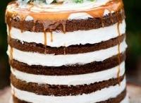 Naked Cake Inspo!