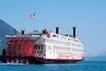 American Queen Steamboats / American Queen Steamboats