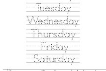Preschool Worksheets - Free