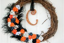 Housewives of Riverton - All Things Fall / Fall crafts, décor, and recipes from www.housewivesofriverton.com