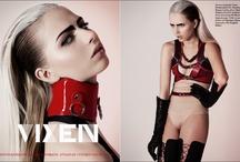 Vixen / Vestal Magazine