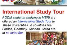 #MERI - International Study Tour!!!