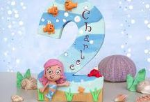 Bubble guppies decoration ideas