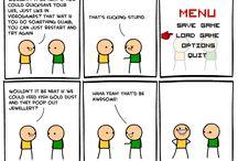 Funny Comics for Haaas
