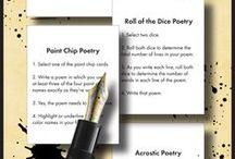 EFL - writing - poetry