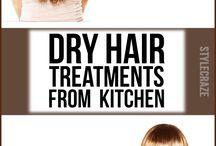 Healthy Hair / Tips for healthier better hair
