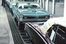 Cars-Muscle / Muscle Car era vehicles
