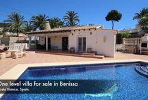 Real Estate Video - Villas in Benissa, Costa Blanca.