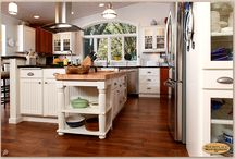 Culturally Inspiring - Showplace Cabinets / Summit and Pendleton Door Styles