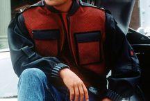 Michel J Fox Back To The Future