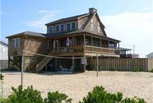 Kitty Hawk NC Vacation Rentals / Example of some of Sun Realty's rentals in Kitty Hawk NC
