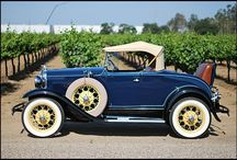 1931 A Roadsters
