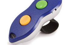 Clickers Para Entrenar a tu Perro / El Clicker es esencial para el entrenamiento básico, los comandos del clicker reemplazan a los comandos de voz, los hacen más fácil de entender y más claros para tu perro. http://www.latiendadefrida.com/collections/entrenamiento/clicker