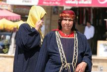 Syrian traditional clothes