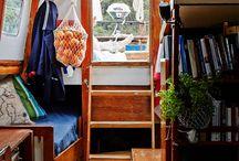 båt och camping