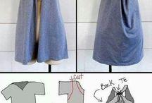 moda y diseños de vestidos