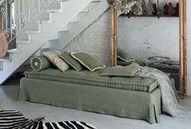 treppe über sofa für bett