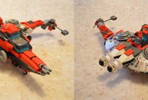 Lego Spaceships Factory & Lego Airships Factory