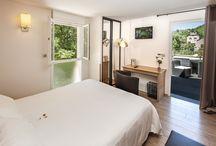 Hôtel Les 2 Rives Logis . Logis de Lozère / Voici les nouvelles photos de l'hôtel les 2 rives Logis de 2015. #logisdelozère #hotelles2rives #hotellozere