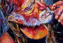 Art, Portrait / by Brenda Davis