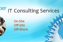 Knowledge Process Outsourcing / We are IT consulting firm in india serving our clients in india and outside it too.