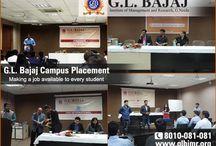 G. L. Bajaj Campus Placement