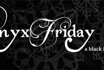 Onyx Friday: a black friday alternative / Onyx Friday: a black friday alternative • Shop at home in your PJ's, get awesome deals on beautiful, hand crafted items, and have the items delivered directly to your door. Saving more time to spend with friends and family!