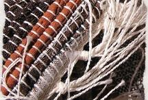 Koberečky z Oravy - detaily / Rag Rug Details