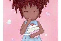dessins cupcakes