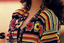 Болеро с короткими рукавами вязаные