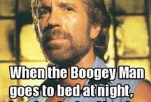 Chuck Norris Sayings