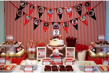 birthday party ideas / by Kim Wenger