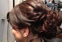 Wedding Hair / Wedding hair by Emma Price
