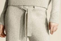 MODA: Pantaloni maglia