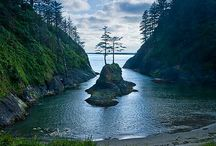 Pacific Northwest / The most beautiful places in the Pacific Northwest