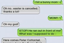 Funny texts / Here lies the funniest texts. May they rest in peace....... And laughter