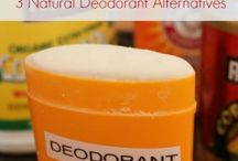 DIY, Natural, Personal Care Tips