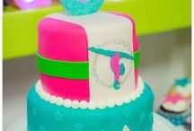 Alyssa 10th birthday ideas / Cakes and ideas