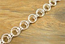 Chain maille / by Britt-Marie Ericsson