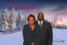 Holiday Party 2015 Photo Booth