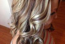 Multi color in hair