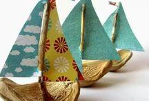 поделки для ребенка // crafts
