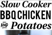 Crock Pot Recipes / by Joan George