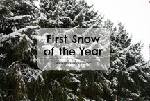 Winter / Everything about the best season of the year