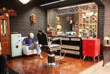 Ideia para barbearia