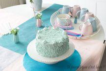 Gâteau d'anniversaire pour enfants / Des idées de gâteaux d'anniversaire ou de fête pour les enfants.